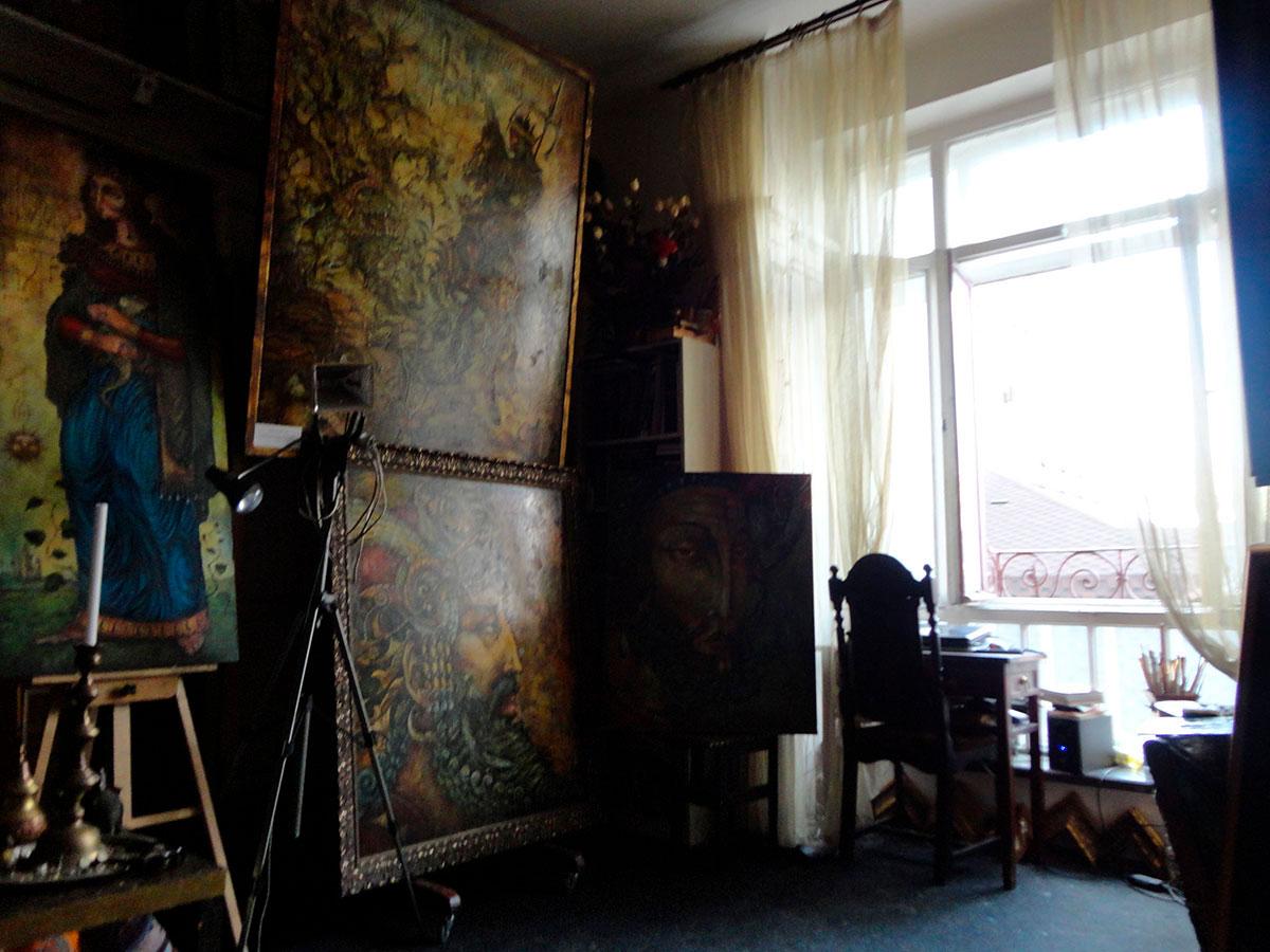 Художественные галереи Москвы
