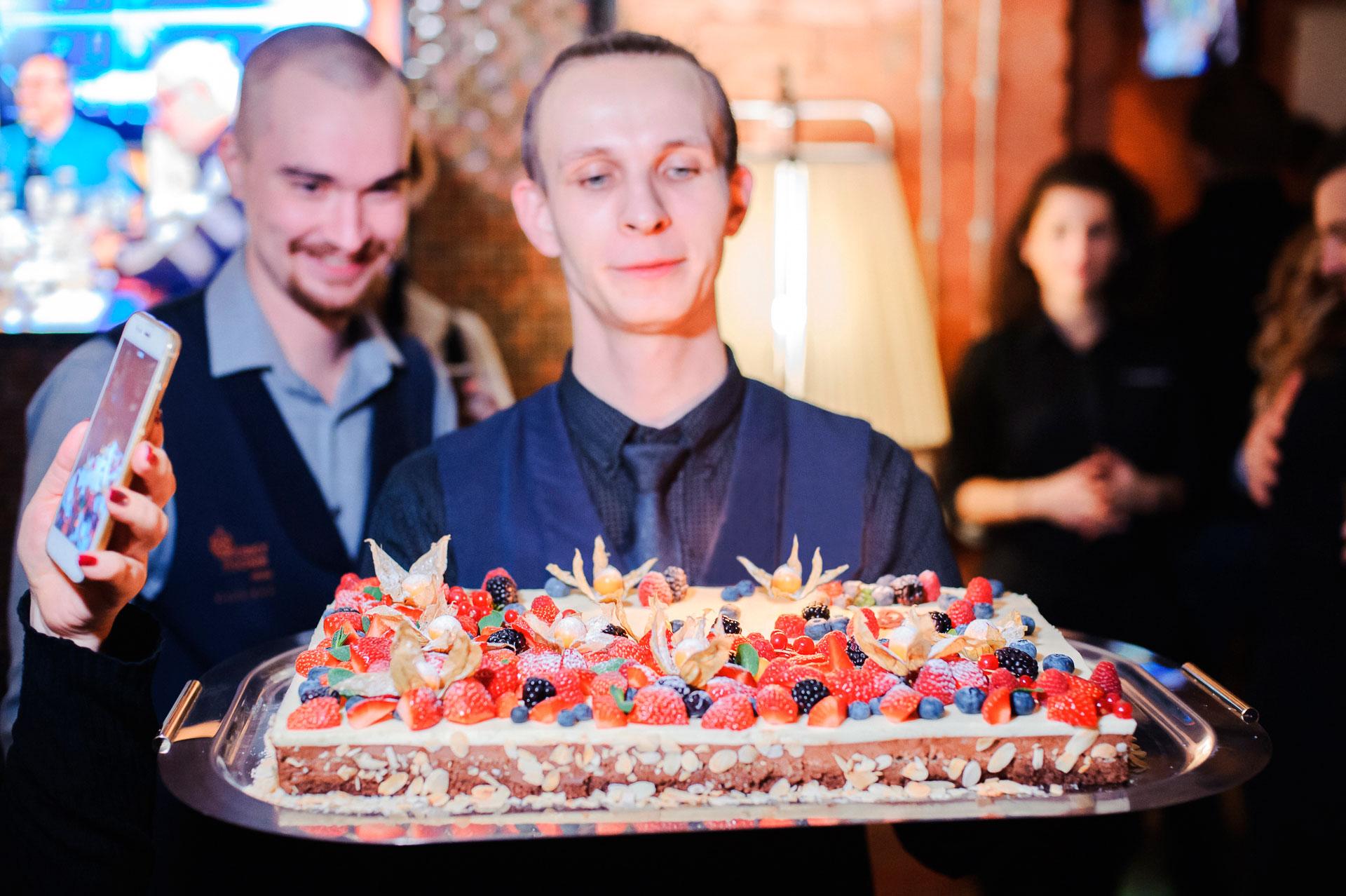 Свадьба в центре Москвы